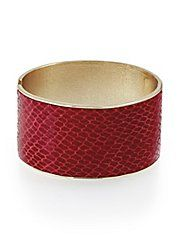 valentine's day date accessory by guess by marciano! Cuff Bracelets, Bangles, Valentines Day Date, Guess By Marciano, Guess Jeans, Handbags, Accessories, Snake, Jewelry