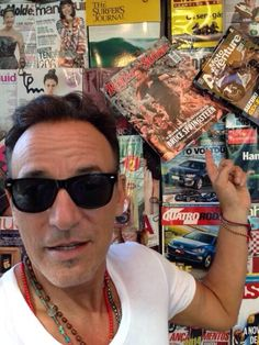 Bruce Springsteen in Rio