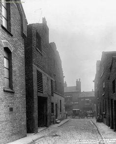 Thomas Street, Ancoats Manchester.