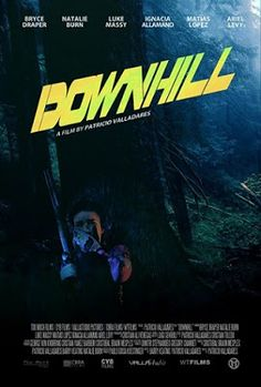 TERROR EN EL CINE. : DOWNHILL. (TRAILER 2016)