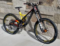 Devinci Wilson Carbon Build - lookin good!