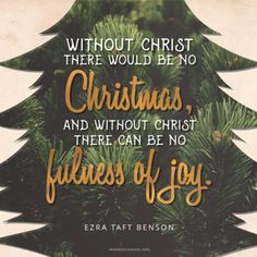 We have Christmas because of Christ. We have joy because of Christ. True Meaning Of Christmas, Christmas Messages, Christmas Greetings, Christmas Quotations, Christmas Scripture, Christmas Ideas, Christmas Carol, Spiritual Christmas Quotes, Merry Christmas Quotes Jesus