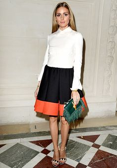 Olivia Palermo Debuts Blonde Hair With Husband Johannes Huebl: Picture - Us Weekly