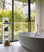 B&B Italia Lens kast Design: Patricia Urquiola Budget Bathroom, Bathroom Layout, Bathroom Inspiration, Tropical Bathroom, Elegant Bathroom, House, Contemporary Bathroom Accessories, Minimalist Interior, Italia Design