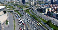 20-23 Kasım tarihleri arasında İstanbul'da bazı yollar trafiğe kapatılacak