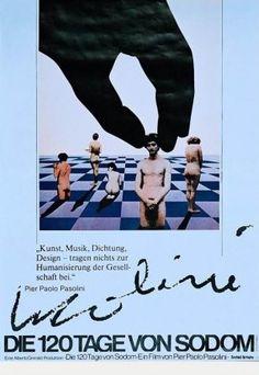 Salò o le 120 giornate di Sodoma (1976) Germany