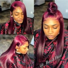 Natural Brazilian Human Virgin Hair Bundles with lace closure Onion Hair Mask, Onion For Hair, Weave Hairstyles, Straight Hairstyles, Cool Hairstyles, Hairstyle Short, Love Hair, Gorgeous Hair, Beautiful