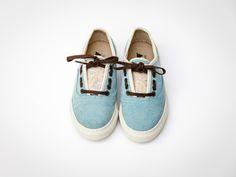 Shoes Azul MOOD #9 Sperrys, Boat Shoes, Espadrilles, Vans, Mood, Sneakers, Fashion, Blue, Espadrilles Outfit