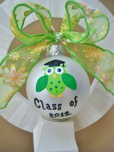Graduation Ornament on etsy