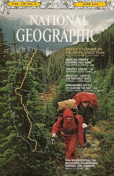 National Geographic feature of the Pacific Crest Trail. A trail that is at the top of the to-do list for hikers of all ages. Pacific Crest Trail, Pacific Coast, Thru Hiking, Hiking Trails, National Geographic, John Muir Trail, Appalachian Trail, Pct Trail, France Map