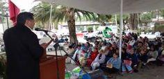 El Sistema Municipal DIF de Tepetlaoxtoc conmemoro el Día Internacional de la Mujer en la explanada de Presidencia Municipal con un evento en el cual se realizaron rifas y una jornada médica asistencial con la participación de diferentes grupos de salu