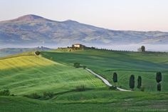 Val d'Orcia (a World Heritage Site)