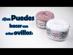 😉¿Que puedes hacer con estos ovillos?🐑 Baking Ingredients, Cookie Dough, Lana, Diy And Crafts, Crochet, Youtube, Rats, Yarns, Tejidos