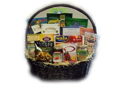 Heart surgery patients on low sodium diets will appreciate this get well gift basket with heart-friendly treats.