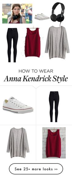 """""""Anna Kendrick Rulz!"""" by iluv2cre8 on Polyvore"""