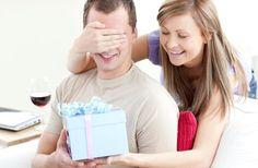 Muitas mulher gostam de dar de vez enquanto um bom presente.