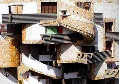 Casa loca en Ramat-Gan, Israel.