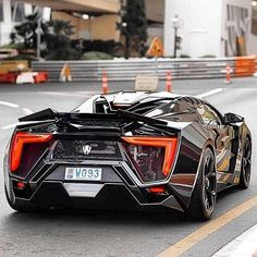Lykan Hypersport in Monaco ♠️ via @ClassySavant ✨ Photo by @wmotors cc @paul1lacour #ThePrestigeLifestyle