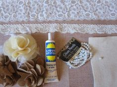 DIY Garters  :  wedding accessories diy san diego tutorial Img 0698 img_0698