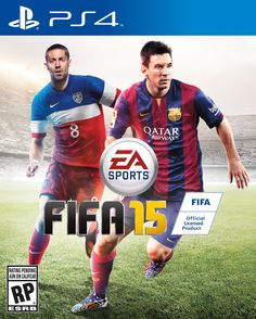 FIFA15 PS4 for AUD50