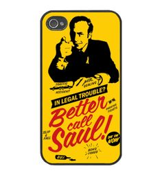 Funda iPhone 4 Saul Goodman