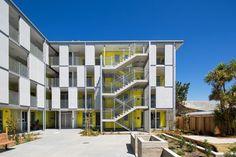 Departamentos Marshall Court / Designgroup Stapleton Elliott