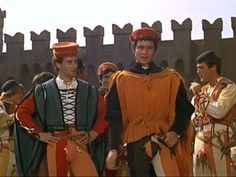 As Tybalt - nice two colour codpiece?