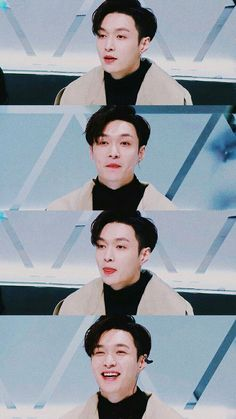 i found this cute yixing collage pictures from pinterest. then i edited the filter and everything just like this♡  #lay #zhangyixing #yixing #exo