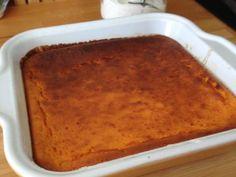 Gâteau au potiron / citrouille