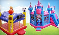 You must be hiring Elk Grove Party Rentals professionals for you want your party to be the coolest this season. Bounce House Parties, Bounce House Rentals, Citrus Heights, Elk Grove, Water Slides, Things That Bounce, Seasons, Cool Stuff, Party
