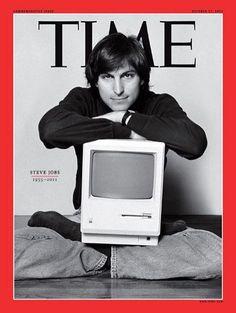 Steve Jobs, You were a TRUE visionary