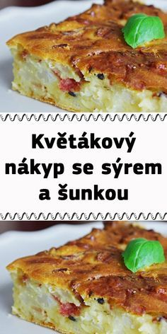 Gaps Diet Recipes, Cooking Recipes, Food Humor, Funny Food, Czech Recipes, A Table, Sandwiches, Food And Drink, Low Carb