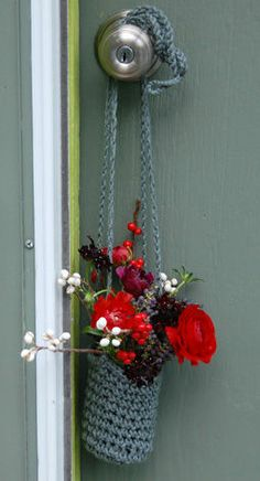 parfait pour les premières fleurs (si courtes)  #crochet #tambouille