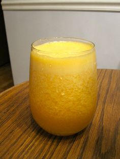 How To Make Orange Juice In The Vitamix | Girl Gone Veggie