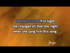 Karaoke The Blues Man - Alan Jackson * - YouTube