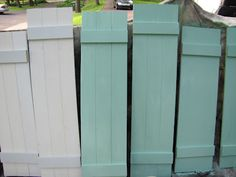 {How to make shutters - The Video}