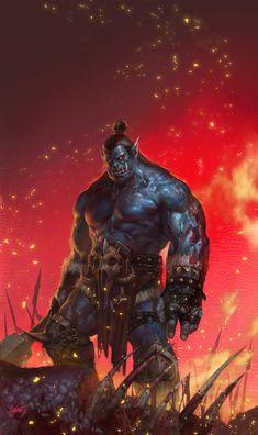 World of Warcraft :Warlords of Draenor , In-Hyuk Lee on ArtStation at http://www.artstation.com/artwork/world-of-warcraft-warlords-of-draenor-a917556c-11bf-4fa4-94d9-743f4b56fe2a