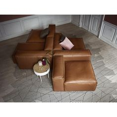 Cosima 3 Units with Chaise Longue