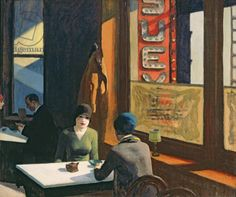 Chop Suey, 1929 (oil on canvas)