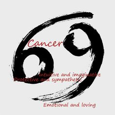 .tatoo idea i already have the symbol on my arm need to add to it to make people stop the sexual comments....they think its a 69 not a cancer symbol