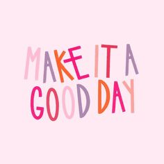 I know this is challenging to do with how crazy the world is rigtt now, but try your best to make it a good day 💕 what's something you did today to try to make it a good day? Words Quotes, Wise Words, Me Quotes, Motivational Quotes, Inspirational Quotes, Good Day Quotes, Sayings, Pretty Words, Beautiful Words