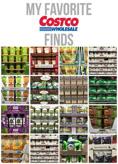 MY FAVORITE COSTCO FINDS Best Costco Food, Costco Party Food, Vegan Costco, Costco Snacks, Costco Appetizers, Costco Recipes, Costco Cake, Costco Shopping List, Costco Finds