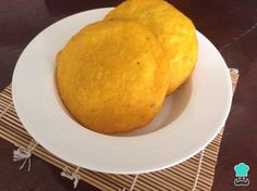 Learn how to make colombian Egg Stuffed Arepas with this delicious and easy recipe. Known as arepa de huevo (literally arepa of egg in English), this is a common. Colombian Arepas, Colombian Dishes, My Colombian Recipes, Colombian Cuisine, Columbia Food, Fun Easy Recipes, Latin Food, International Recipes, Food And Drink