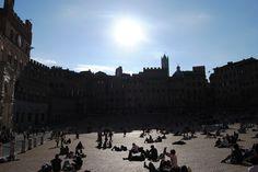 Piazza Del Campo, Siena, Italy