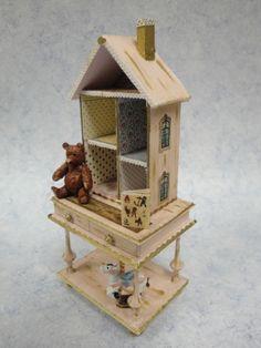Dollhouse for a Dollhouse from Targioni