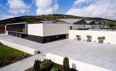 Bodegas Cepa 21, vanguardia y tradición en esta bodega de Ribera del Duero, visitas, catas de vino y eventos privados