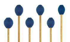 Innovative Percussion Soloist Series Marimba Mallets, $31.20 Love love LOVE these mallets!