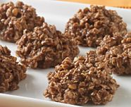 Recipes that are safe for those with GERD / Acid Reflux / Heartburn – from Dr. G… Recipes that are safe for those with GERD / Acid Reflux / Heartburn – from Dr. Baked Oatmeal, Oatmeal Cookies, No Bake Cookies, No Bake Oatmeal, Cream Cookies, Chip Cookies, Cookie Recipes, Dessert Recipes, Quick Dessert