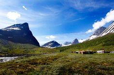 Herdalssetra, Møre og Romsdal. På Unesco's verdensarvliste.