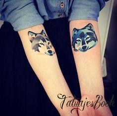 tatuajes en pareja - Buscar con Google